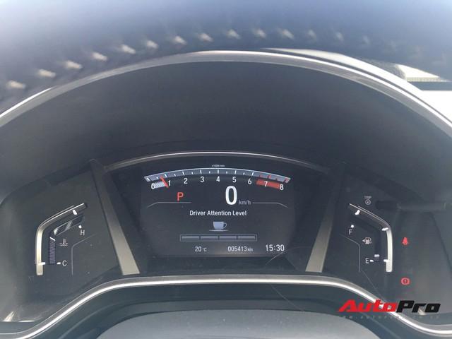 Cận cảnh Honda CR-V 2018 phiên bản cao cấp nhất vừa ra mắt Việt Nam - Ảnh 13.