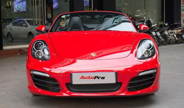 Xe chơi Porsche Boxster hàng lướt rao bán hơn 2,9 tỷ đồng tại Hà Nội - Ảnh 14.