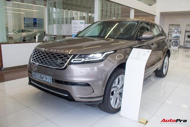 Chênh gần 1 tỷ đồng, Range Rover Velar SE thêm tùy chọn có gì? - Ảnh 1.
