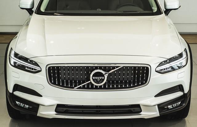 Wagon hạng sang Volvo V90 2018 đầu tiên về Việt Nam, chưa có giá bán - Ảnh 14.