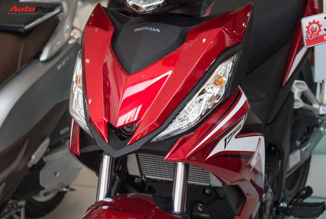 Ảnh thực tế Honda WINNER 150 phiên bản tem mới tại đại lý - Ảnh 16.