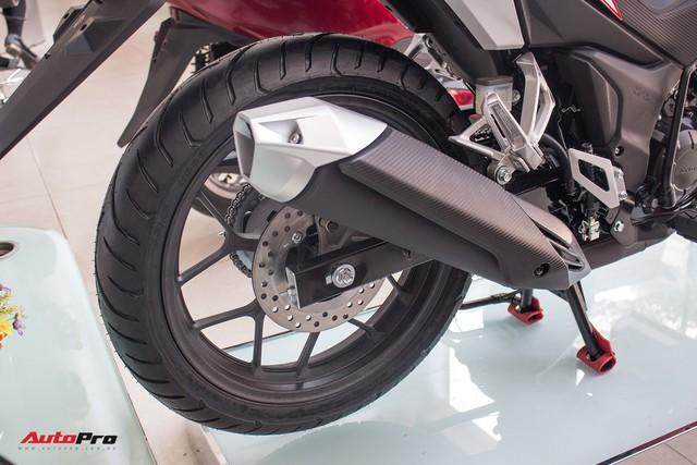 Ảnh thực tế Honda WINNER 150 phiên bản tem mới tại đại lý - Ảnh 4.