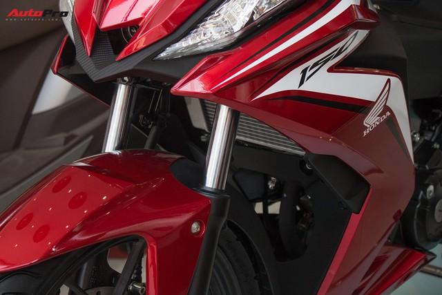 Ảnh thực tế Honda WINNER 150 phiên bản tem mới tại đại lý - Ảnh 14.