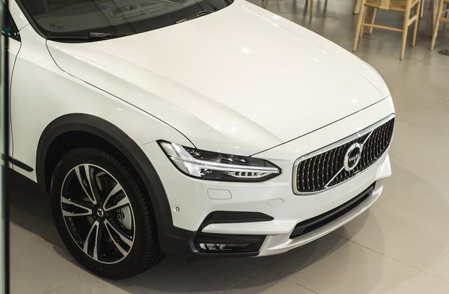 Wagon hạng sang Volvo V90 2018 đầu tiên về Việt Nam, chưa có giá bán - Ảnh 12.