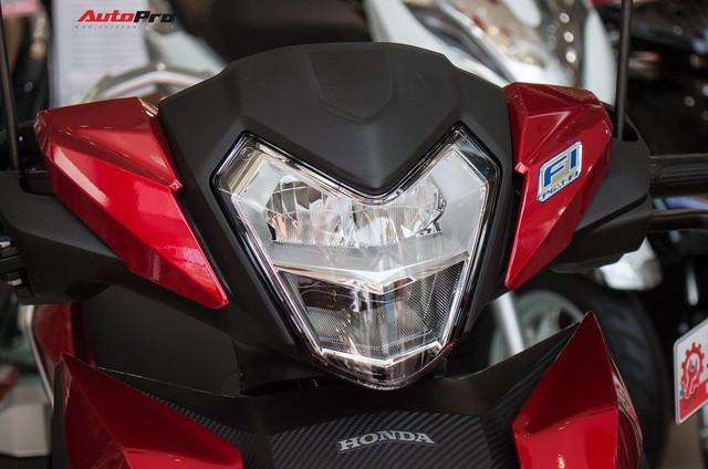 Ảnh thực tế Honda WINNER 150 phiên bản tem mới tại đại lý - Ảnh 11.