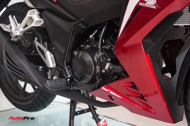 Ảnh thực tế Honda WINNER 150 phiên bản tem mới tại đại lý - Ảnh 5.