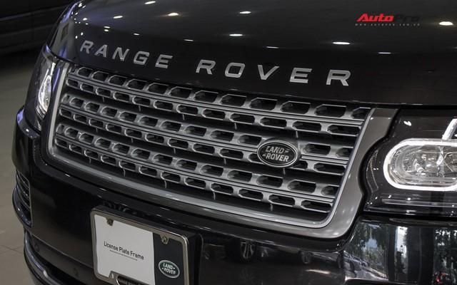 Rẻ gần một nửa xe mới, Range Rover Autobiography LWB lăn bánh 12.000 km bán lại giá chỉ 6,2 tỷ đồng - Ảnh 5.