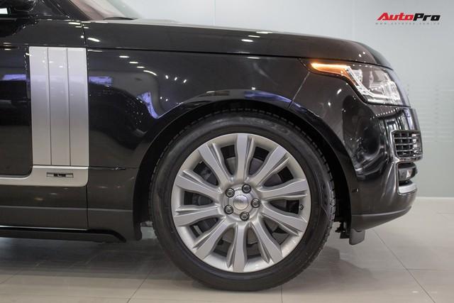 Rẻ gần một nửa xe mới, Range Rover Autobiography LWB lăn bánh 12.000 km bán lại giá chỉ 6,2 tỷ đồng - Ảnh 7.