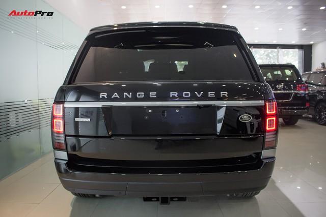 Rẻ gần một nửa xe mới, Range Rover Autobiography LWB lăn bánh 12.000 km bán lại giá chỉ 6,2 tỷ đồng - Ảnh 11.
