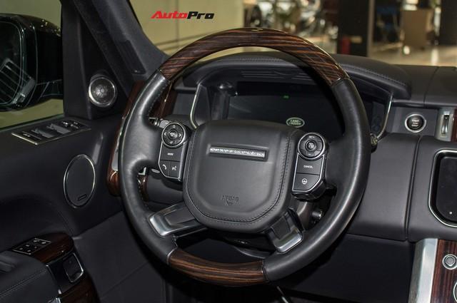 Rẻ gần một nửa xe mới, Range Rover Autobiography LWB lăn bánh 12.000 km bán lại giá chỉ 6,2 tỷ đồng - Ảnh 16.