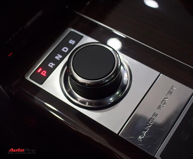 Rẻ gần một nửa xe mới, Range Rover Autobiography LWB lăn bánh 12.000 km bán lại giá chỉ 6,2 tỷ đồng - Ảnh 15.