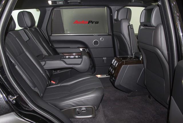 Rẻ gần một nửa xe mới, Range Rover Autobiography LWB lăn bánh 12.000 km bán lại giá chỉ 6,2 tỷ đồng - Ảnh 18.