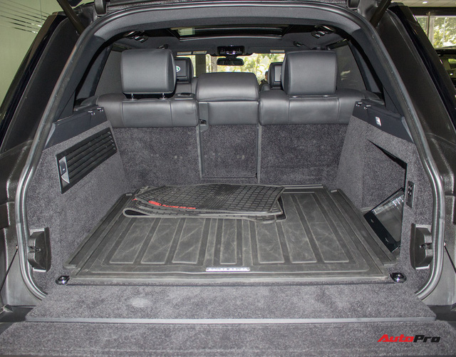 Rẻ gần một nửa xe mới, Range Rover Autobiography LWB lăn bánh 12.000 km bán lại giá chỉ 6,2 tỷ đồng - Ảnh 25.