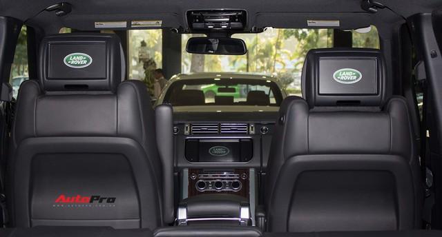Rẻ gần một nửa xe mới, Range Rover Autobiography LWB lăn bánh 12.000 km bán lại giá chỉ 6,2 tỷ đồng - Ảnh 22.