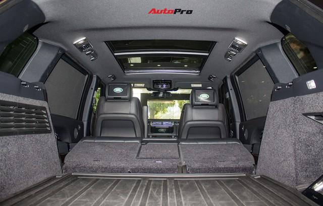 Rẻ gần một nửa xe mới, Range Rover Autobiography LWB lăn bánh 12.000 km bán lại giá chỉ 6,2 tỷ đồng - Ảnh 26.