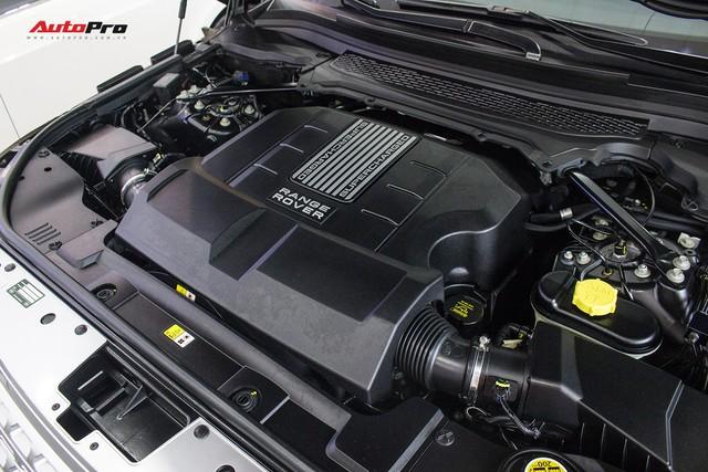 Rẻ gần một nửa xe mới, Range Rover Autobiography LWB lăn bánh 12.000 km bán lại giá chỉ 6,2 tỷ đồng - Ảnh 27.