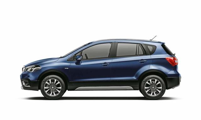 Crossover giá bèo và tiết kiệm nhiên liệu Suzuki S-Cross 2017 được vén màn - Ảnh 3.