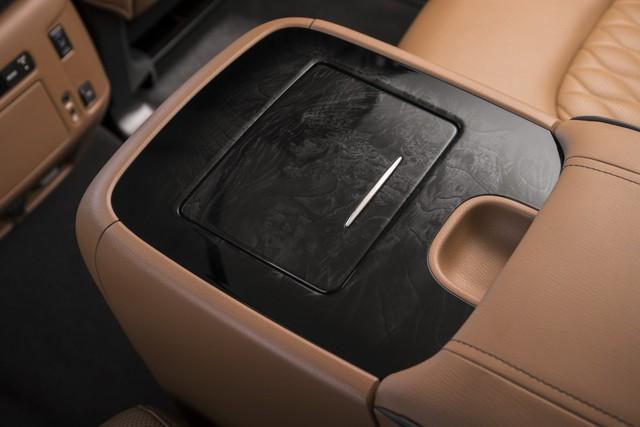 Infiniti QX80 2018 chốt giá từ 64.750 USD, cạnh tranh Lexus LX570 - Ảnh 10.