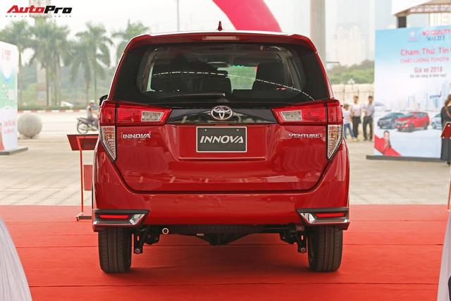 Toyota Innova vừa mới về Việt Nam bị cắt nhiều trang bị - Ảnh 4.