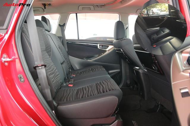 Toyota Innova vừa mới về Việt Nam bị cắt nhiều trang bị - Ảnh 8.