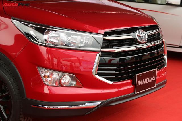Toyota Innova vừa mới về Việt Nam bị cắt nhiều trang bị - Ảnh 2.