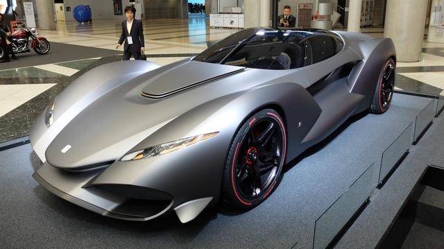 """Zagato IsoRivolta Vision Gran Turismo - Siêu xe mang """"xác Ý, hồn Mỹ"""""""