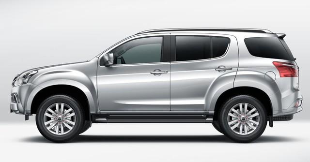 SUV 7 chỗ Isuzu mu-X có thêm phiên bản mới tại Trung Quốc - Ảnh 2.