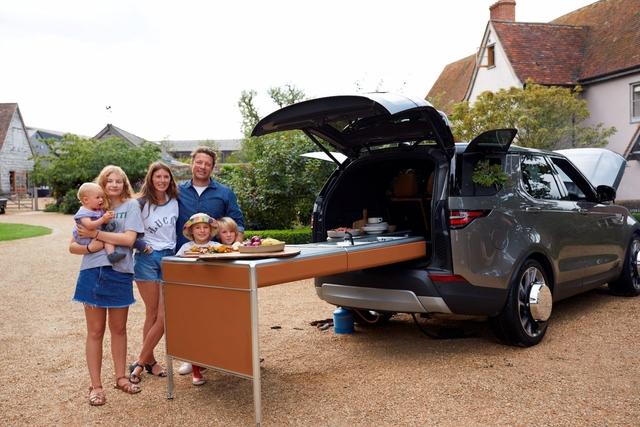 Land Rover Discovery phiên bản đặc biệt dành cho Master Chef - Ảnh 11.