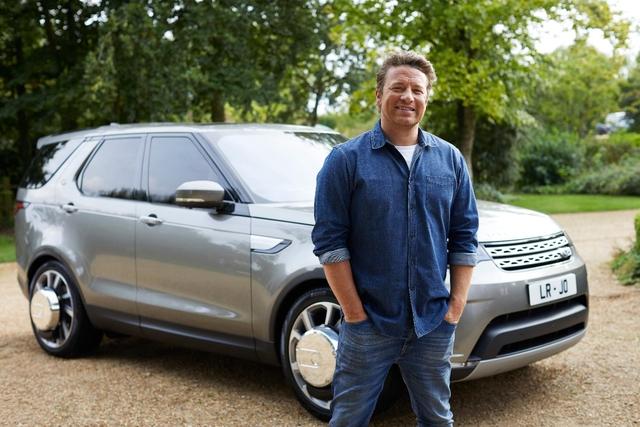 Land Rover Discovery phiên bản đặc biệt dành cho Master Chef - Ảnh 1.