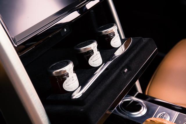 Land Rover Discovery phiên bản đặc biệt dành cho Master Chef - Ảnh 4.