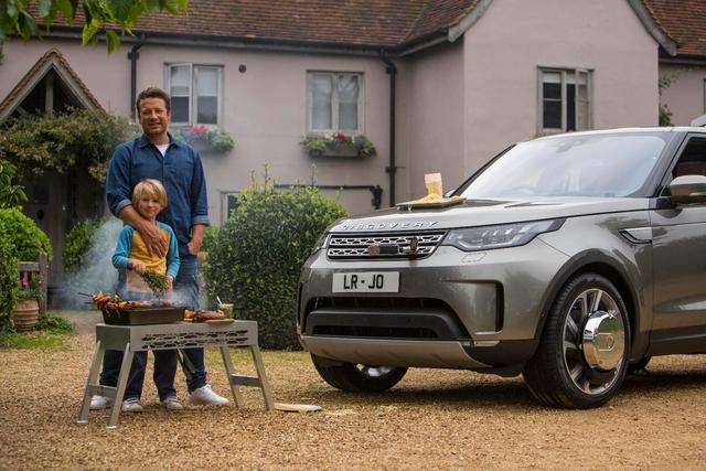 Land Rover Discovery phiên bản đặc biệt dành cho Master Chef - Ảnh 2.