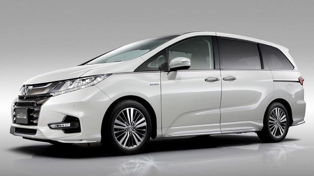 Diện kiến xe MPV Honda Odyssey 2018 có thể sẽ về Việt Nam