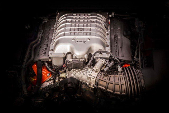 Jeep Grand Cherokee Trackhawk 2018 - xe SUV thương mại mạnh nhất thế giới - được chốt giá - Ảnh 4.