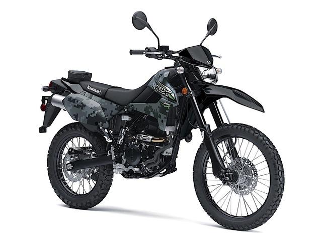 Cào cào Kawasaki KLX250 2018 giá 121 triệu Đồng chính thức trình làng - Ảnh 2.
