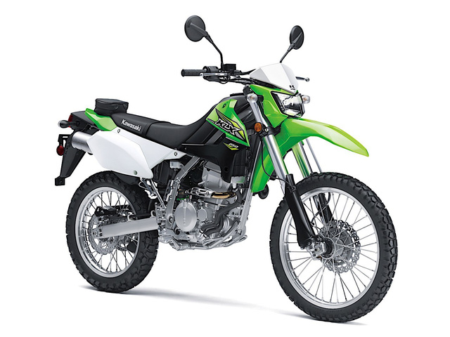 Cào cào Kawasaki KLX250 2018 giá 121 triệu Đồng chính thức trình làng - Ảnh 1.
