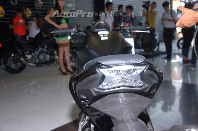 Kawasaki Z650 2017 chốt giá 218 triệu Đồng có gì hot? - Ảnh 8.