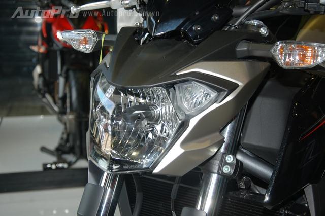 Kawasaki Z650 2017 chốt giá 218 triệu Đồng có gì hot? - Ảnh 6.