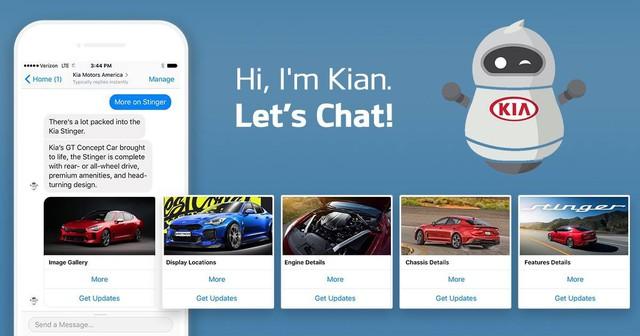Kia bán xe trên Facebook bằng trí tuệ nhân tạo - Ảnh 1.