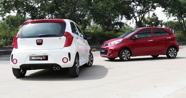 Đấu Hyundai Grand i10, Kia Morning hạ giá rẻ nhất phân khúc xe nhỏ tại Việt Nam - Ảnh 1.