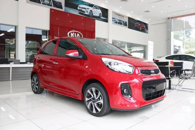 Những mẫu xe giá rẻ nhất tại Việt Nam trong năm 2018: Chỉ từ 259 triệu đồng - Ảnh 3.