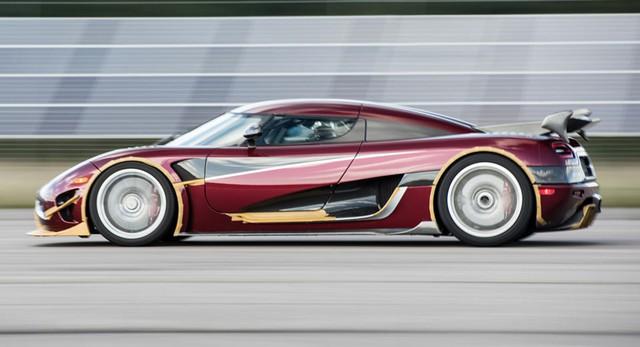Dằn mặt Bugatti Chiron, Koenigsegg Agera RS thực hiện màn tăng tốc 0-400 km/h chỉ trong 26,88 giây - Ảnh 4.