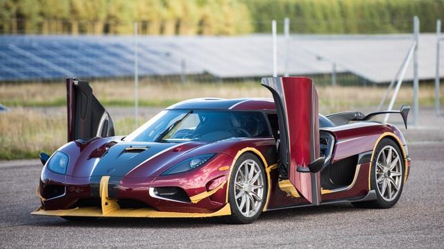 """""""Dằn mặt"""" Bugatti Chiron, Koenigsegg Agera RS thực hiện màn tăng tốc 0-400 km/h chỉ trong 26,88 giây"""