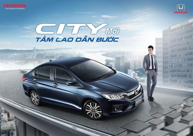 Honda City 2017 trình làng tại Việt Nam, giá từ 568 triệu Đồng - Ảnh 3.