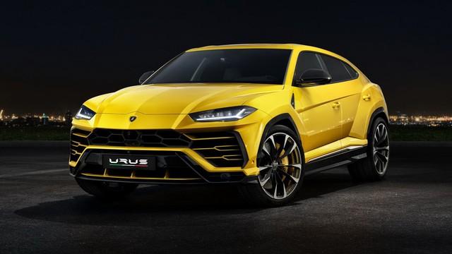 Lamborghini Urus - SUV nhanh nhất thế giới chính thức trình làng - Ảnh 4.