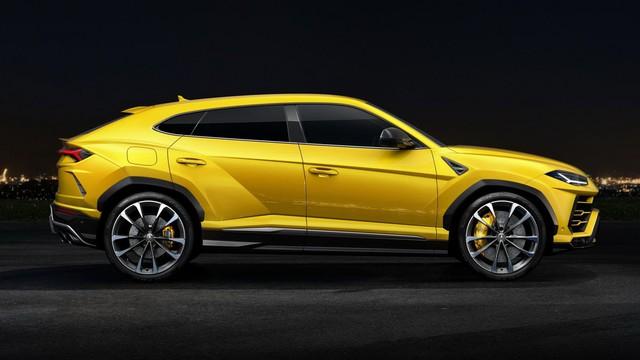 Lamborghini Urus - SUV nhanh nhất thế giới chính thức trình làng - Ảnh 5.