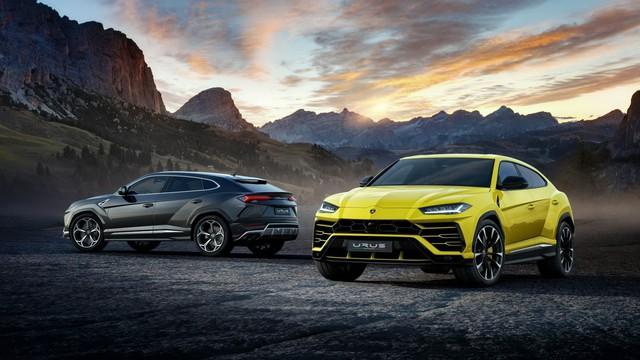 Lamborghini Urus - SUV nhanh nhất thế giới chính thức trình làng - Ảnh 1.