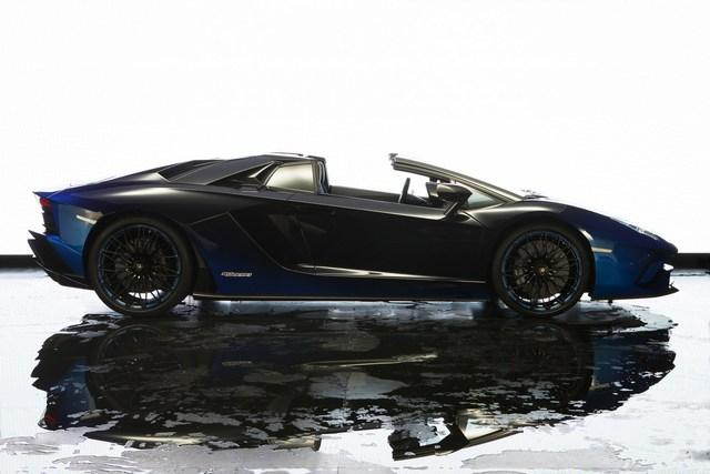 Lamborghini trình làng Aventador S mui trần bản giới hạn tại Nhật Bản - Ảnh 8.