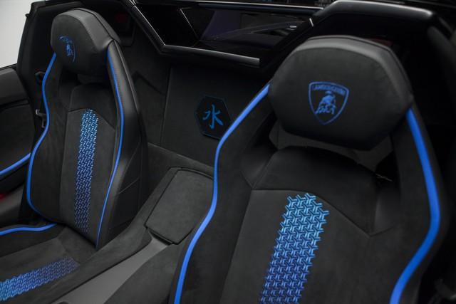 Lamborghini trình làng Aventador S mui trần bản giới hạn tại Nhật Bản - Ảnh 9.