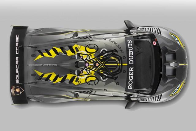 Lamborghini vén màn phiên bản đường đua của siêu xe Huracan - Ảnh 9.