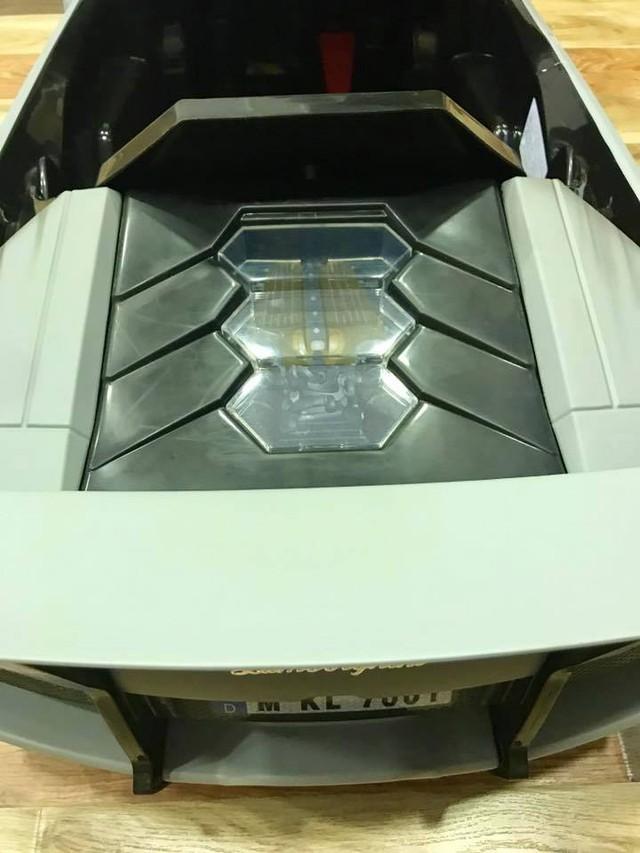 Xuất hiện bản độ Liberty Walk của siêu xe Lamborghini Murcielago đồ chơi tại Việt Nam - Ảnh 14.